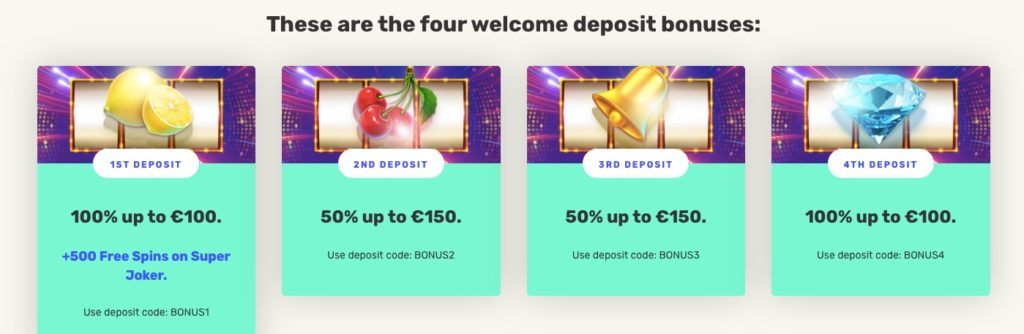 "<img src=""justspincasino.jpg"" alt=""available welcome bonuses for new customers"">"