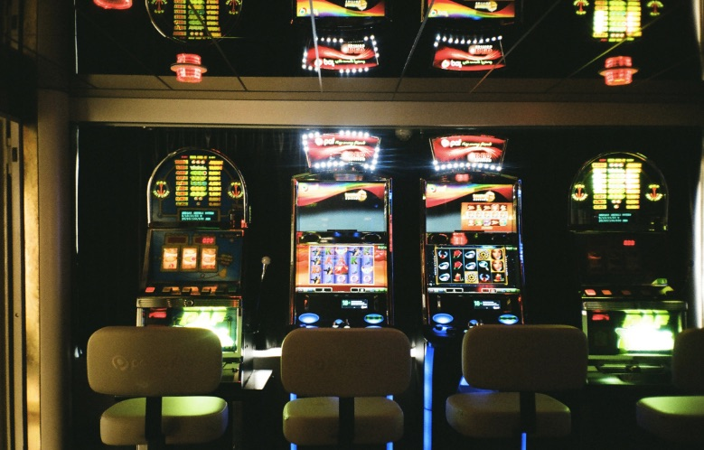 slot games from a land based casino