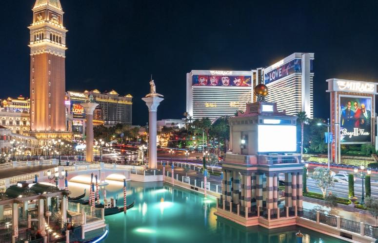 las vegas land based casinos