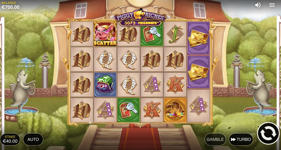 piggy riches megaways slot from game provider red tiger