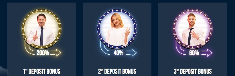 all available welcome bonuses at dream vegas casino