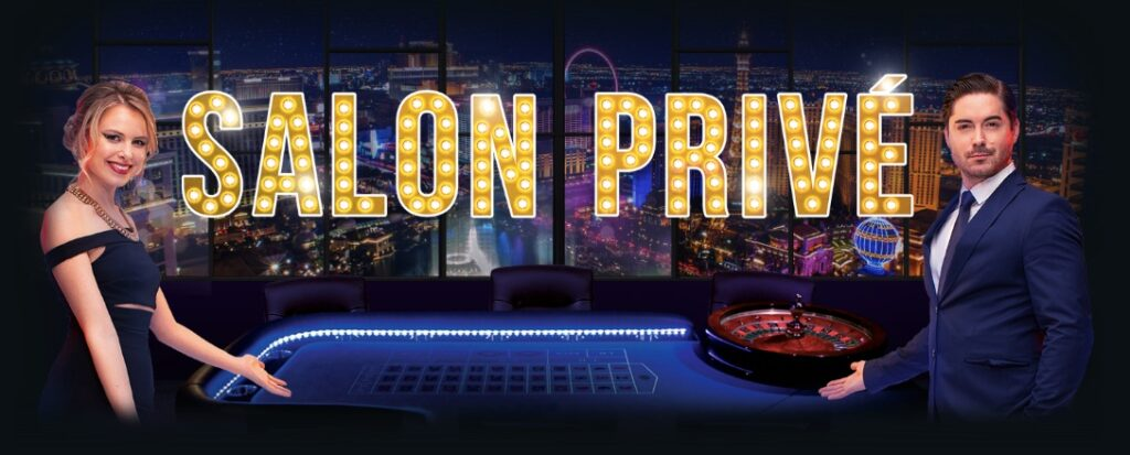 the salon prive vip club