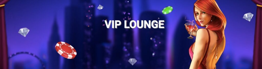 the vip loyalty program banner at swift casino