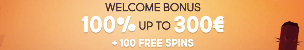 banner showing the gunsbet welcome offer