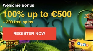 zetcasino welcome bonus offer