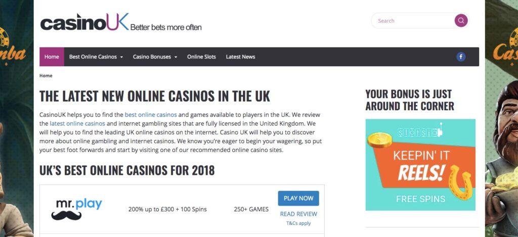 casinouk home page