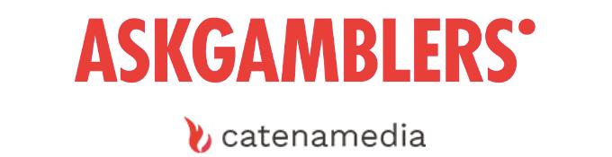askgamblers and catena media logos