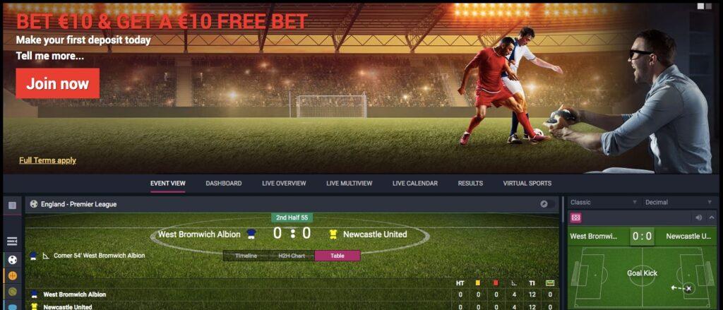 sports betting start page at royaltigerbet
