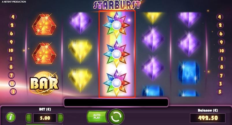 starburst wild example