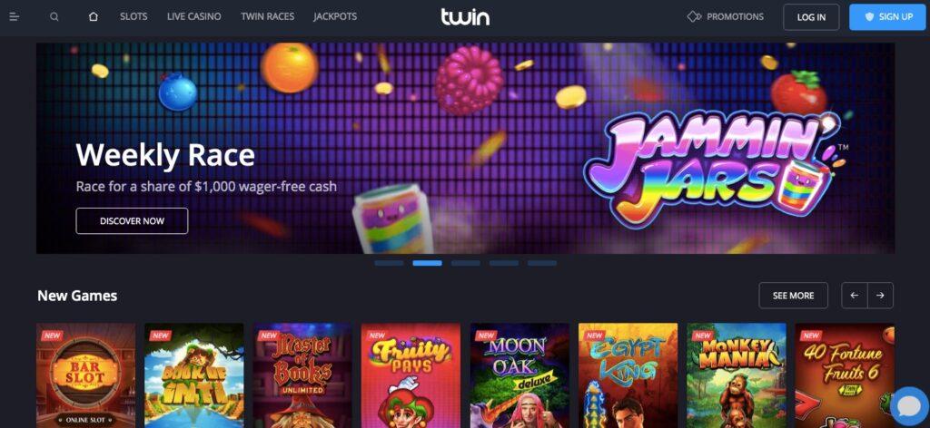 twin online casino start page