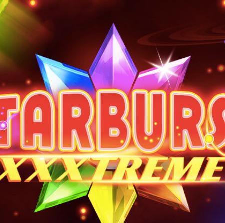 New Starburst XXXtreme slot – Win more than €1.6 million
