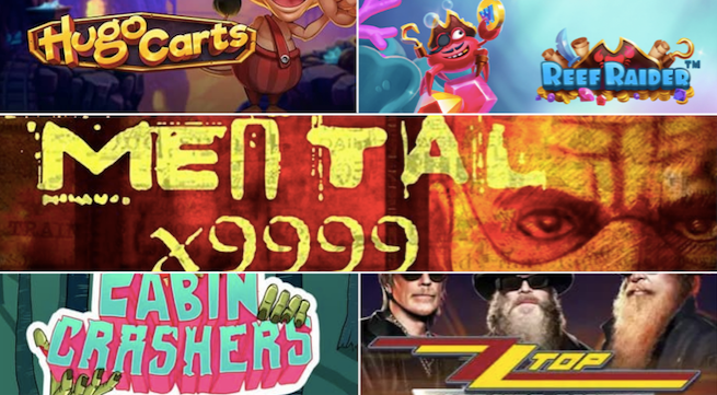 Best New Slots August 2021